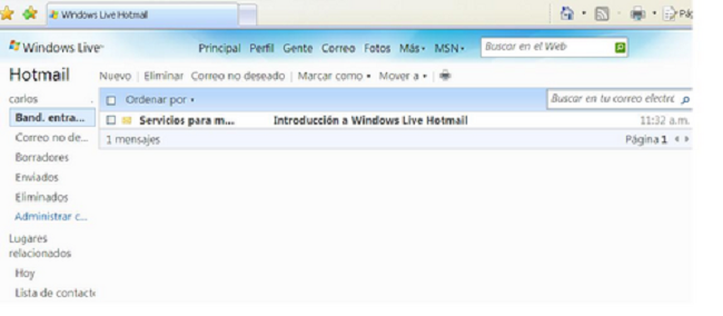Como hacer Sign in  MSN hotmail